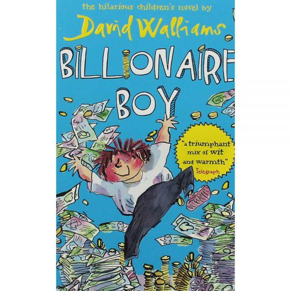 David Walliams: Billionaire Boy