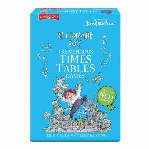 David Walliams, Billionaire Boy's Tremendous Times Tables Games