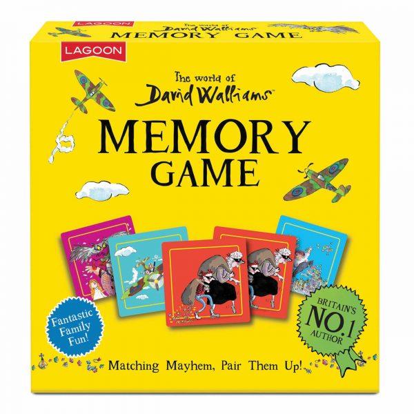David Walliams, Memory Game