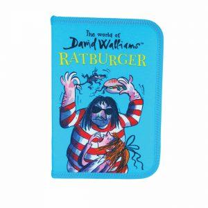 David Walliams Pencil Case & Stationery Set