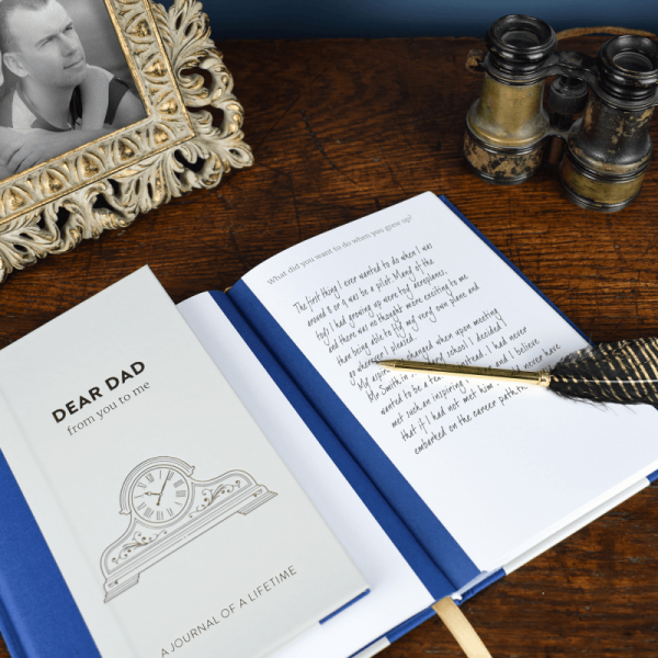 Dear Dad - From You To Me Book - Timeless Edition