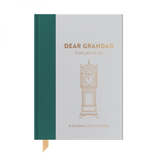 Dear Grandad - From You To Me Book - Timeless Edition