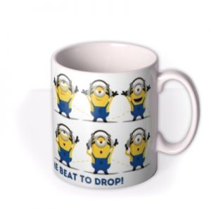 Despicable Me Minions Beat To Drop Mug By Moonpig, Gift Set – Delivery Available