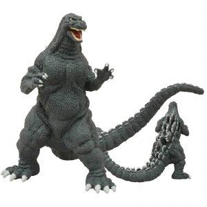 Diamond Select Godzilla Vs. Biollante Figural Bank – Godzilla