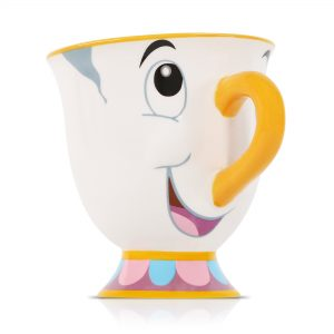 Disney Beauty And The Beast Chip Cup Gift Set By Moonpig – Delivery Available
