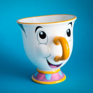 Disney Beauty And The Beast Chip Mug – Officially Licensed Chip Teacup