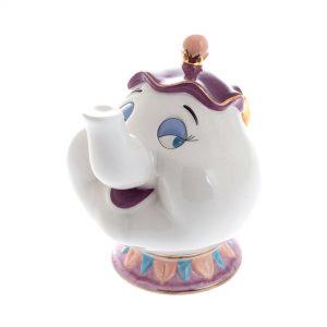 Disney Beauty And The Beast Mrs Potts Teapot Money Bank