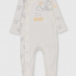 Disney Dumbo Ribbed Sleepsuit – 3-6 Months