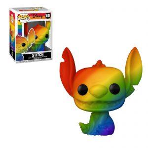 Disney Lilo & Stitch Stitch Pride Edition Funko Pop! Vinyl
