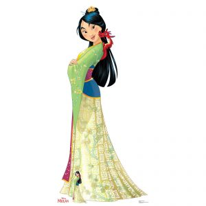 Disney Mulan Mushu Lifesized Cardboard Cut Out