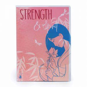 Disney Mulan, Strength & Spirit A5 Notebook
