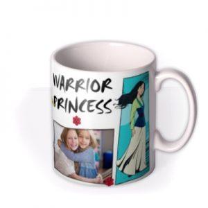 Disney Mulan Warrior Princess Mug By Moonpig, Gift Set – Delivery Available