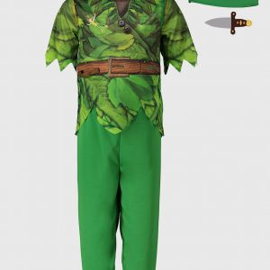 Disney Peter Pan Green Costume – 2-3 Years