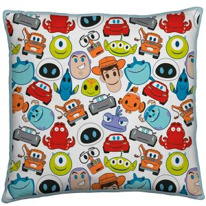 Disney Pixar Emoji Square Cushion