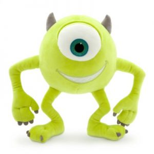 Disney Pixar Monsters Inc's. Mike Small Soft Toy – From ShopDisney, Size: 27x30x16cm