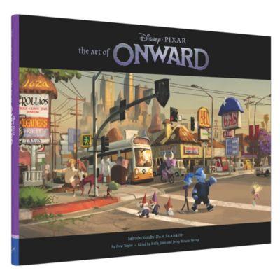 Disney Pixar The Art of Onward - From shopDisney
