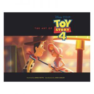 Disney Pixar The Art Of Toy Story 4 – From ShopDisney