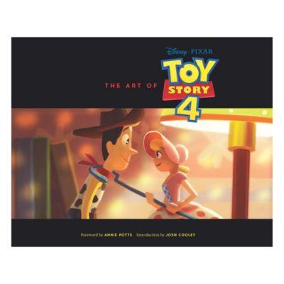 Disney Pixar The Art of Toy Story 4 - From shopDisney