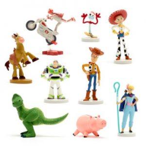Disney Pixar Toy Story 4 Deluxe Figurine Playset, Boys, Size: 4.5-11.5cm – From ShopDisney