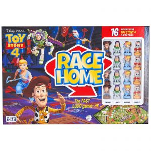 Disney Pixar Toy Story 4 Race Home Board Game