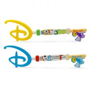 Disney Pixar Toy Story 4's Forky And Karen Opening Ceremony Keys, Blue Pink, Size: 4x15x1cm – From ShopDisney