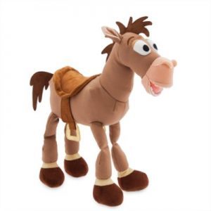 Disney Pixar Toy Story's Bullseye Medium Soft – From ShopDisney, Size: 39x12x35cm