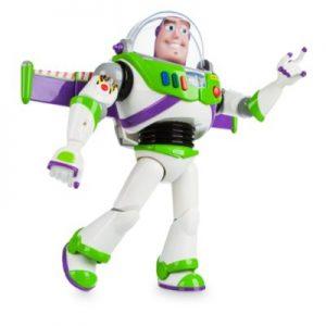 Disney Pixar Toy Story's Buzz Lightyear Interactive Talking Action Figure, Kids, Size: 30x16x12cm – From ShopDisney, Boys