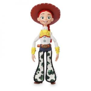 Disney Pixar Toy Story's Jessie Interactive Talking Action Figure, Kids, Size: 35x7x6cm – From ShopDisney, Girls