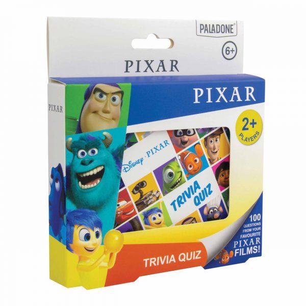 Disney, Pixar Trivia Quiz