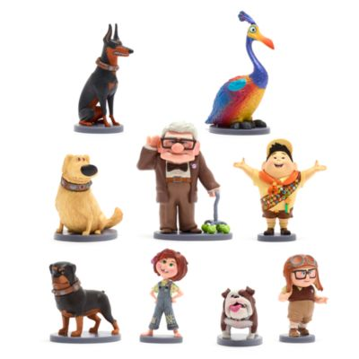 Disney Pixar Up Deluxe Figurine Playset, Boys, Size: 4.5-11.5cm - From shopDisney