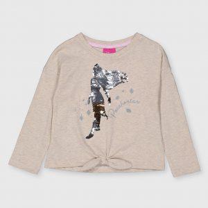 Disney Princess Pocahontas Oatmeal T-Shirt – 1-1.5 Years