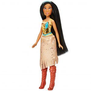 Disney Princess Pocahontas Royal Shimmer Fashion Doll