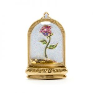 Disney Store Enchanted Rose Pin, Beauty And The Beast – From ShopDisney