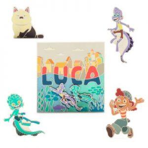 Disney Store Luca Pin Set – From ShopDisney