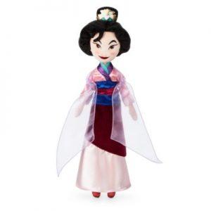 Disney Store Mulan Soft Toy Doll, Girls – From ShopDisney