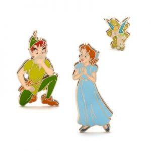 Disney Store Peter Pan Pin Set – From ShopDisney