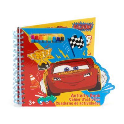 Disney Store Pixar Cars Activity Book - From shopDisney