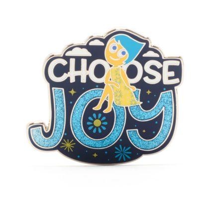Disney Store Pixar Joy Pin, Inside Out - From shopDisney