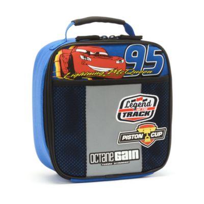 Disney Store Pixar Lightning McQueen Lunch Bag, Boys, Blue/Black - From shopDisney