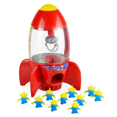 Disney Store Pixar Pizza Planet Space Crane, Toy Story - From shopDisney