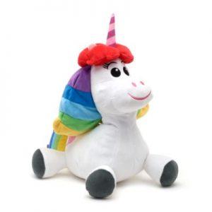 Disney Store Pixar Rainbow Unicorn Medium Soft Toy, Inside Out – From ShopDisney