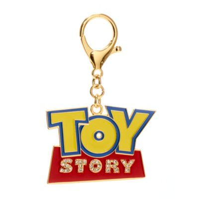 Disney Store Pixar Toy Story Bag Charm, Womens, Yellow/Red - From shopDisney