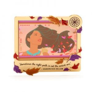 Disney Store Pocahontas Jumbo Pin – From ShopDisney