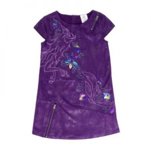 Disney Store Sisu Dress, Raya And The Last Dragon, Girls, Purple – From ShopDisney