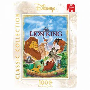 Disney, The Lion King Movie Poster Jigsaw