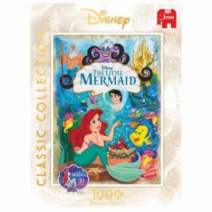 Disney, The Little Mermaid Movie Poster Jigsaw