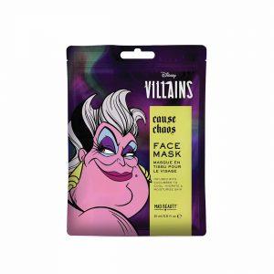 Disney Villains, Ursula Face Mask