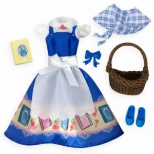 Disney's Beauty And The Beast Belle Accessory Pack, Girls, Blue White – From ShopDisney