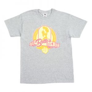 Disney's Belle's Book Shop Customisable T-Shirt, Beauty And The Beast, Boys, Grey – From ShopDisney
