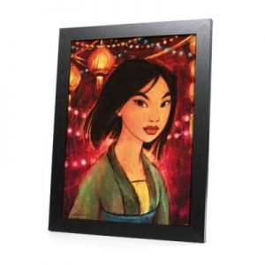 Disney's Mulan Framed Print – From ShopDisney